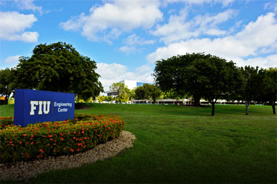 FIU Engineering Campus where FIU ARC is located.