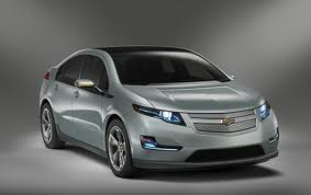 Test Drive the Chevrolet Volt at FIU