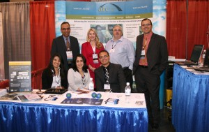 ARC Staff at WM2012 booth