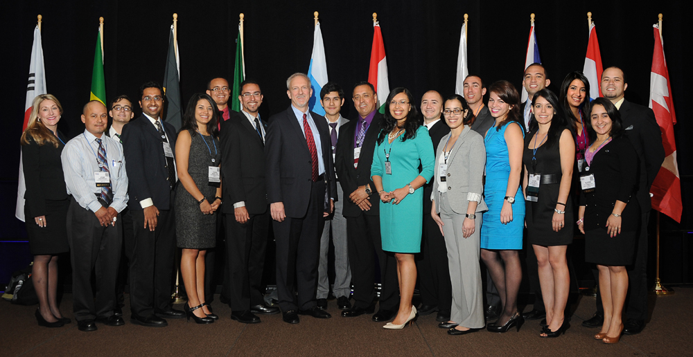 DOE Fellows Participation at Waste Management 2012 Symposia