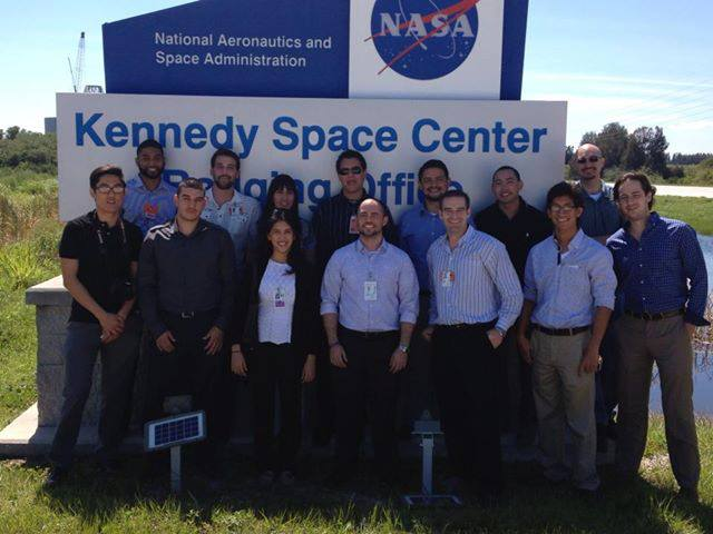 Twenty Seven (27) FIU STEM Students Spending their Summer Participating in Internships at the Department of Energy, Department of Defense, Kennedy Space Center and Georgia Tech Research Institute