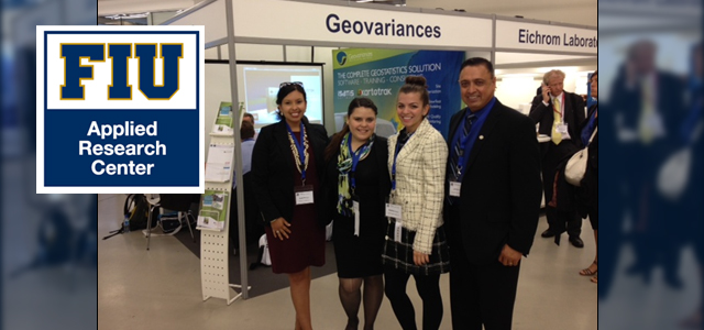 FIU at the 15th ICEM2013 Conference in Brussels, Belgium