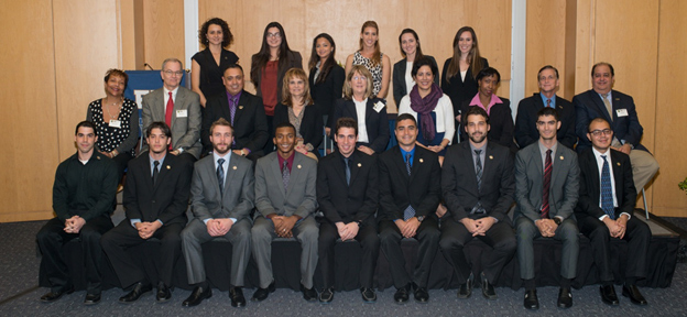 Florida International University's Applied Research Center Hosts the 7th Annual DOE Fellows' Induction Ceremony