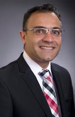 Ahmadreza Abassi Baharanchi, Graduate Research Assistant