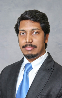 Vishal Musaramthota awarded FIU's Student Life Award