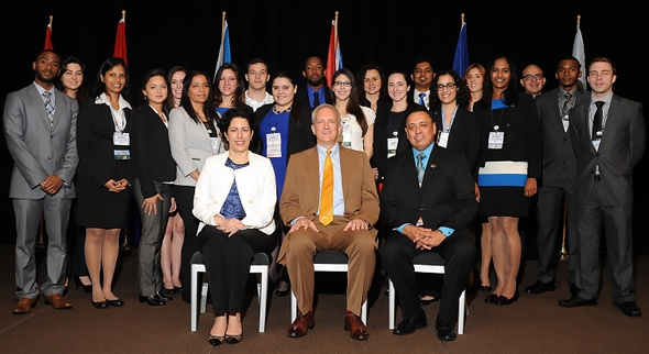 FIU Participation at the Waste Management 2014 Conference