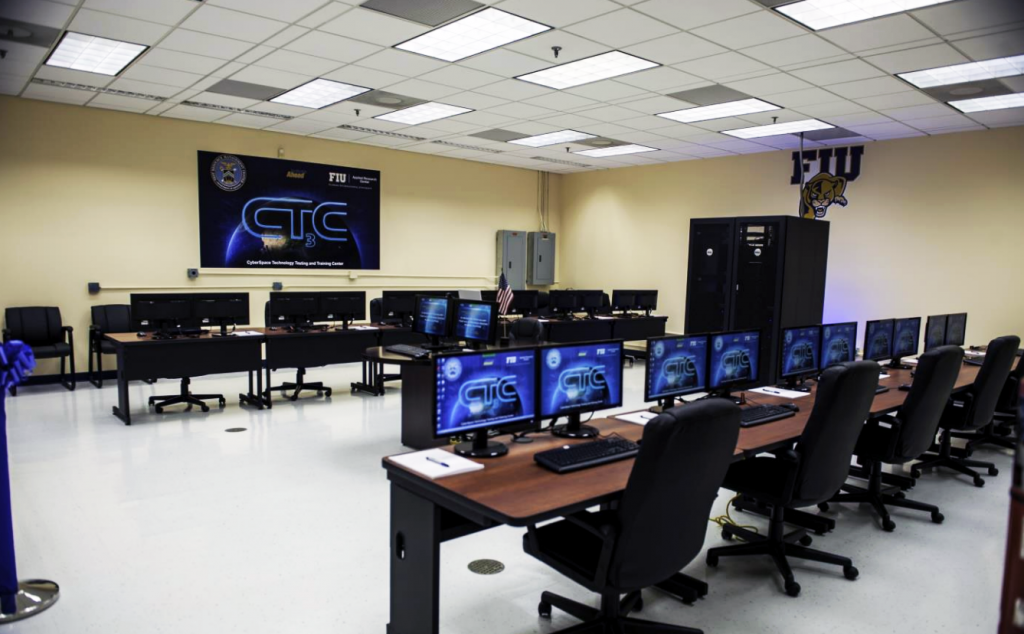 Cyberspace Technology Testing & Training Lab