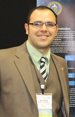 Walter Quintero, Research Scientist, Team Lead (IT)