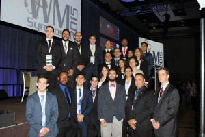 DOE Fellows, Dr. Lagos and DOE-EM's Mr. Mark Whitney
