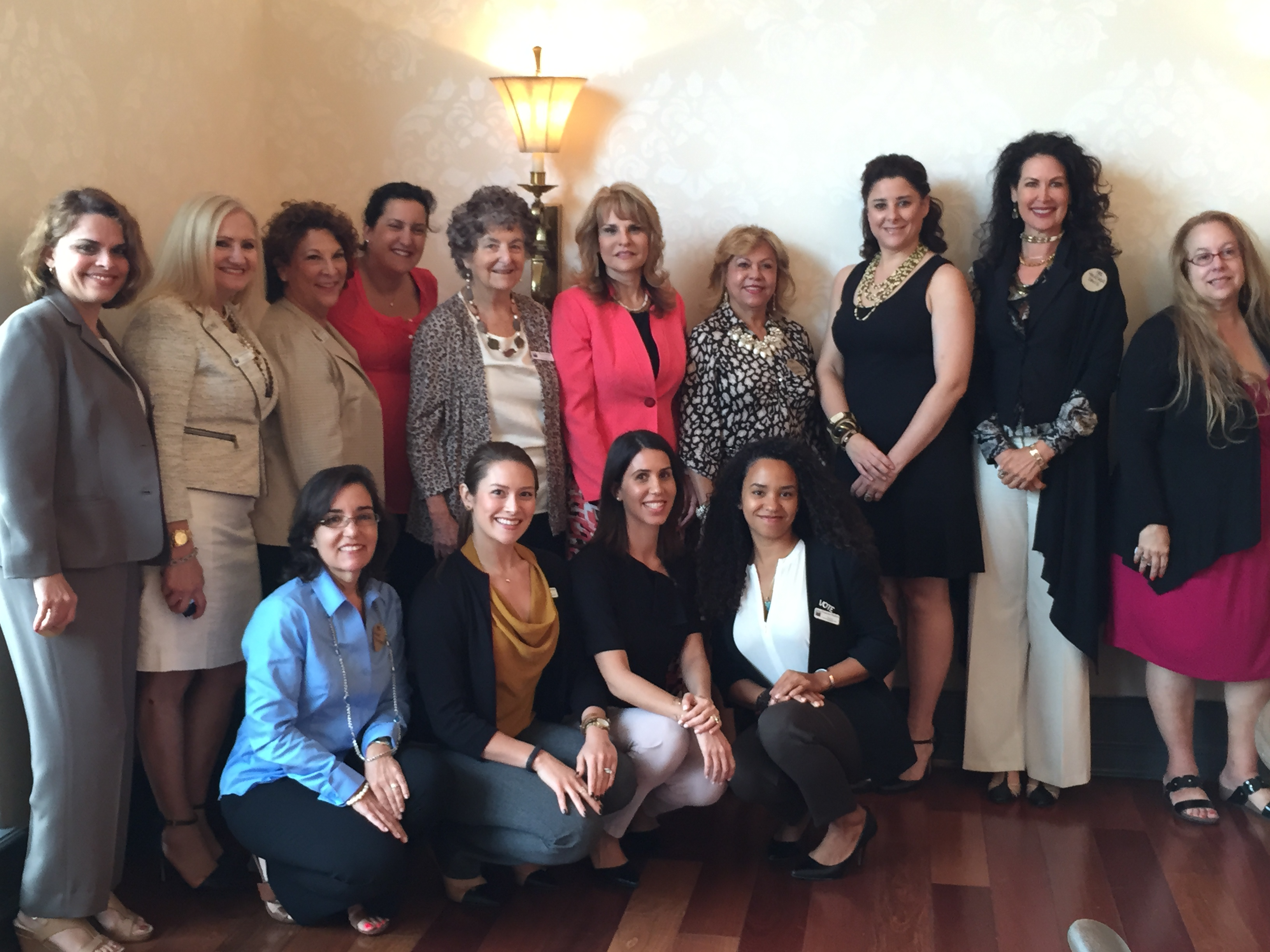 Dr. Triay selected as the Women that Shine 2015 honoree!
