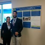 DOE Fellows, Christine Wipfli and Christian Pino