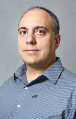 Anthony Abrahao, Research Scientist