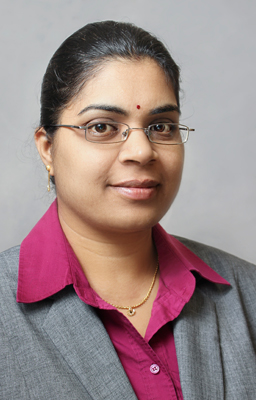 Aparna Aravelli, Research Engineer