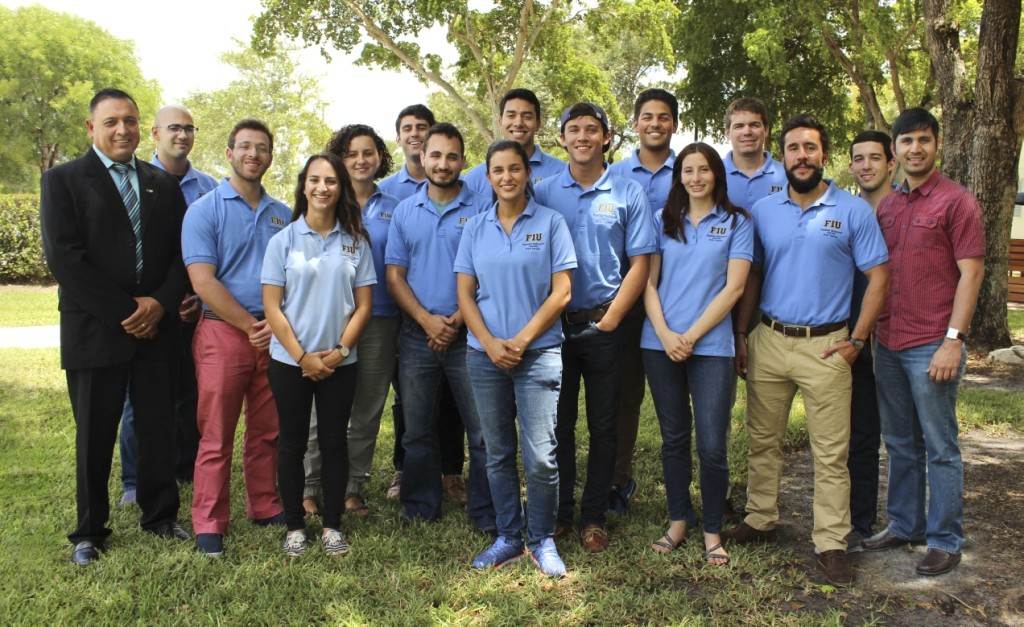 Fellows Summer Interns 2015