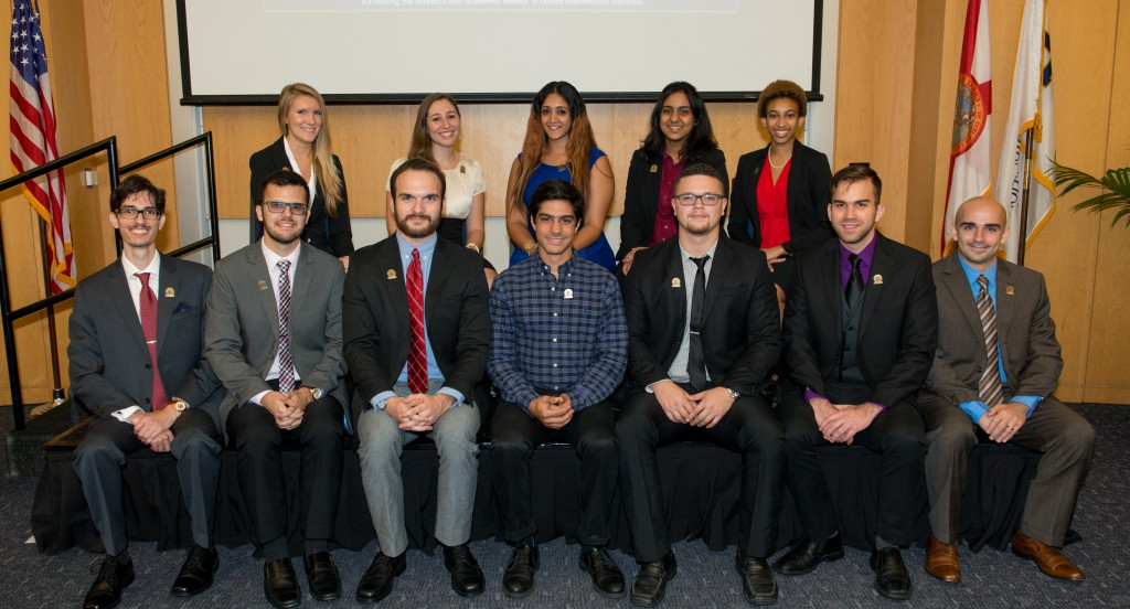 DOE-FIU partnership renewed, new class inducted