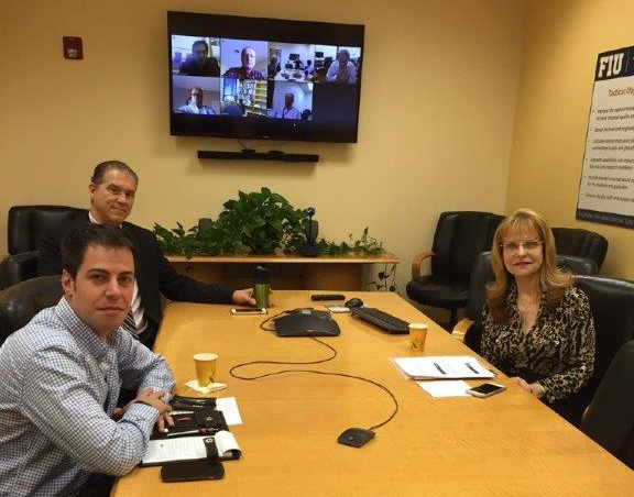 FIU Nuclear Advisory Board Virtual Meeting