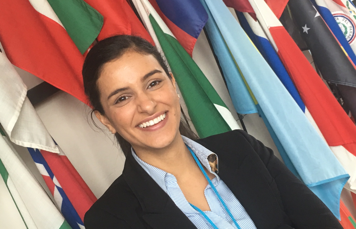 Engineering student lands IAEA internship in Vienna