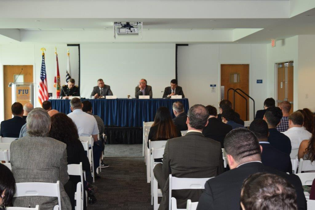 Joe Sinicrope panelist at The Annual Western Hemisphere Security Conference