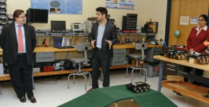 ARC's Applied Robotics and Remote Systems Lab