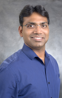 Santosh Joshi, Research Analyst
