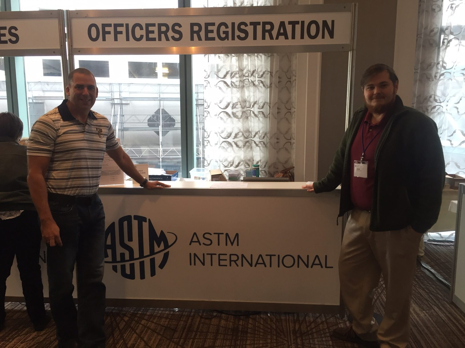 ARC's Joseph Sinicrope at ASTM International Conference