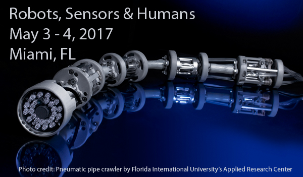 Seminar on Implementing Robotic Systems in Hazardous Environments, May 3-4, Miami, FL