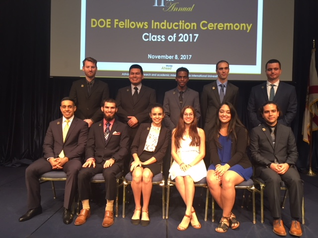 Meet the DOE Fellows Class of 2017