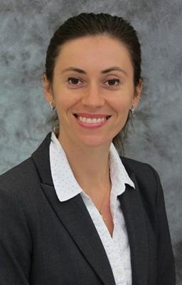 Daria Boglaienko, Postdoctoral Associate