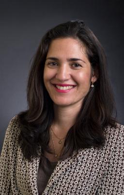 Mayren Echeverria, Postdoctoral Associate