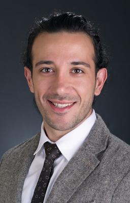 Shervin Tashakori, Postdoctoral Associate