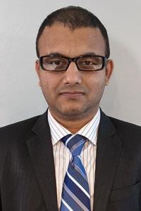 Dr. Masudur R. Siddiquee, Postdoctoral Associate